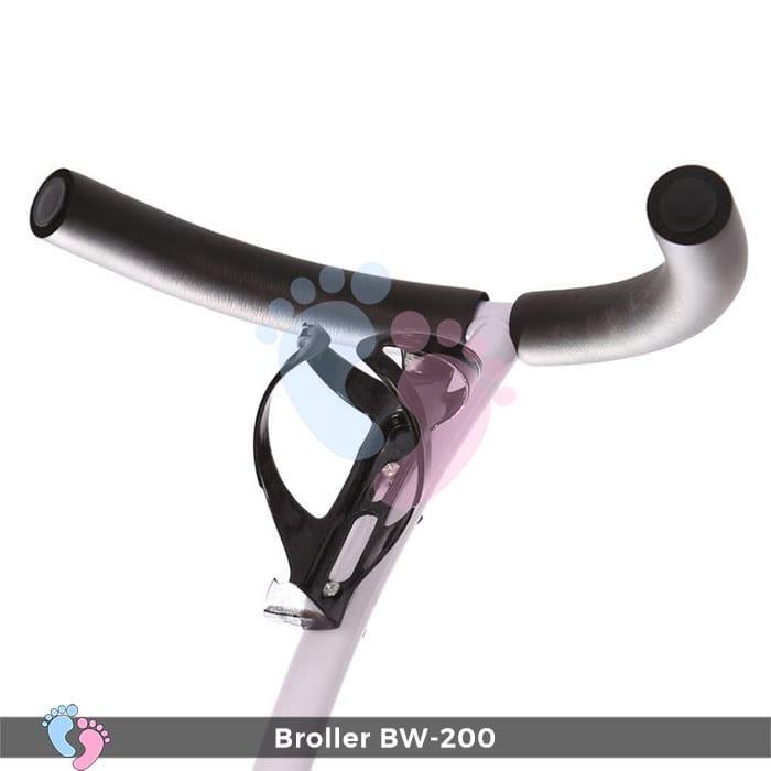 Xe đạp 3 bánh Broller XD3-200 có cây đẩy 14