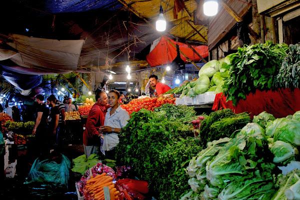 Souq della verdura ad Amman di chiara_boni