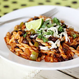 Black Bean Pasta Recipes