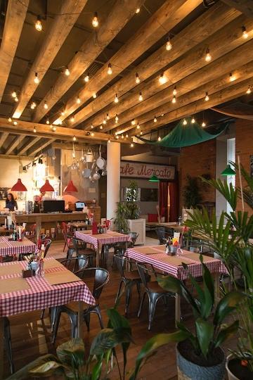 Ресторан Меркато в Парке Царицыно