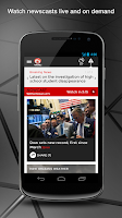 Screenshot of WDSU News and Weather