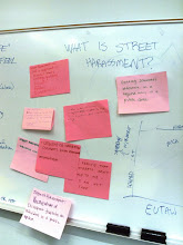 Photo: 3.21.12 MICA students get together to discuss street harassment in Baltimore, MD, USA