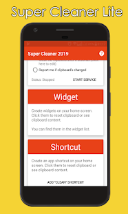 Download Lite CPU Cleaner 2019 For PC Windows and Mac apk screenshot 2
