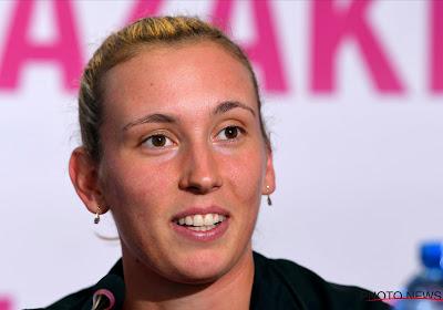 Elise Mertens zet met Hsieh Tsjechisch-Brits duo opzij en bereikt de halve finales