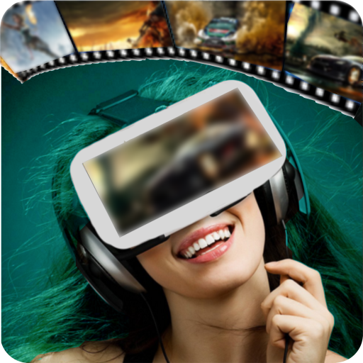 VR Player SBS - 3D Videos Live 遊戲 App LOGO-硬是要APP