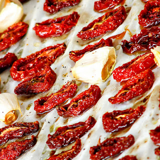 Oven-Roasted Tomatoes.