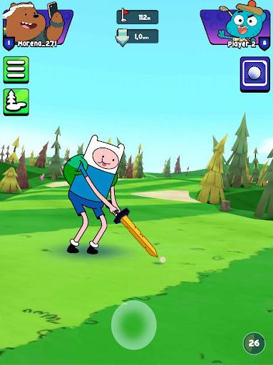 Cartoon Network Golf Stars 1.0.7 screenshots 14