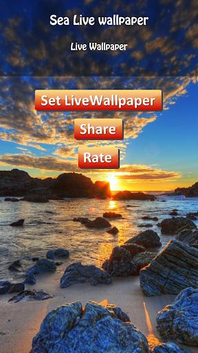 HD Sea Live Wallpaper