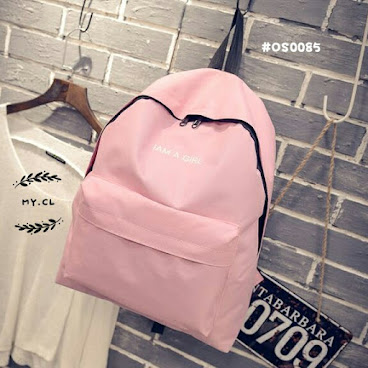 Backpack.Pink