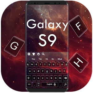 Keyboard For Galaxy S9 for PC