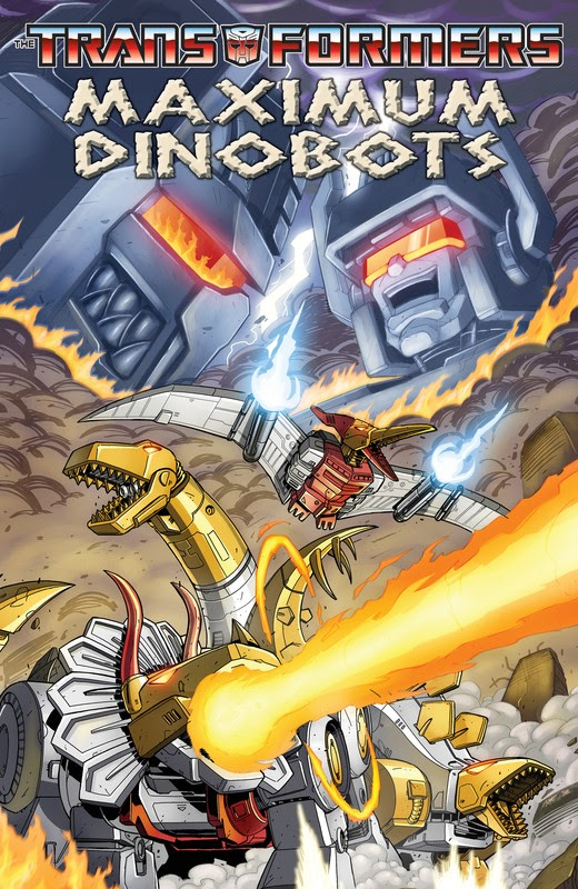 Transformers: Maximum Dinobots (2009)