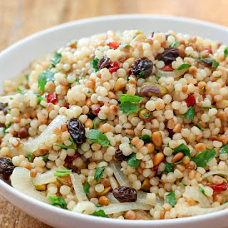 Israeli Couscous Recipes.