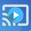 iCast: TV Video Cast for Chromecast icon