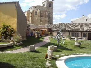 Photo: Etapa 14. Alberg En el Camino. Boadilla del Camino.