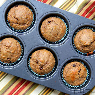 Healthy Chunky Monkey Muffins.