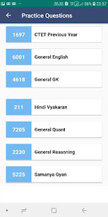 Download CTET - Center Teacher Eligibility Test Android App For PC Windows and Mac apk screenshot 4