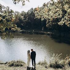 Wedding photographer Olga Urina (olyaUryna). Photo of 30.10.2017