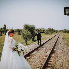 Fotógrafo de bodas Alessandro Spagnolo (fotospagnolonovo). Foto del 29.05.2019
