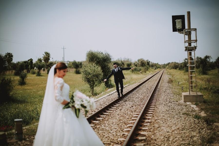 Vestuvių fotografas Alessandro Spagnolo (fotospagnolonovo). Nuotrauka 29.05.2019