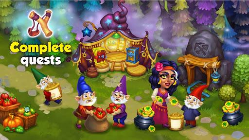 Royal Farm: Wonder Valley 1.20.1 screenshots 10