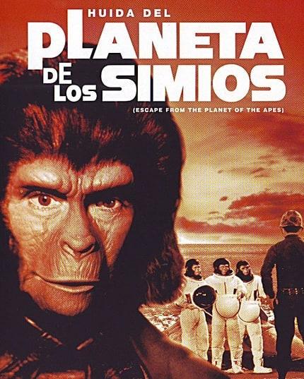 Huida del planeta de los simios (1971, Don Taylor)