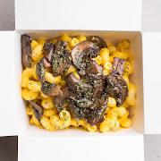 Truffle Mushroom Mac