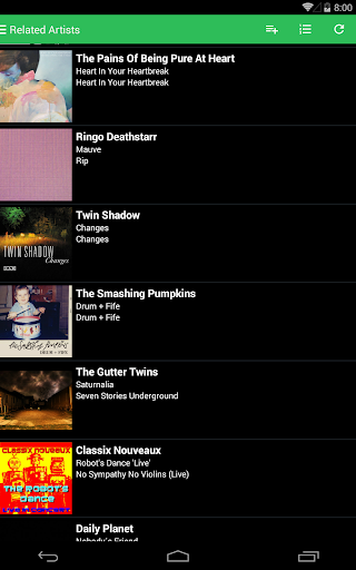 Companion 4 Spotify 1.5.0.0 screenshots 11
