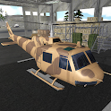 Helicopter Army Simulator icon