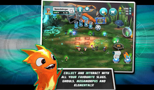 Slugterra: Slug it Out 2 2.6.0 screenshots 18