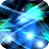 3D Laser Beam Live Wallpaper