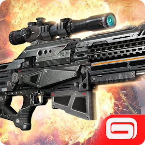 Sniper Fury: Top shooter -fun shooting games - FPS