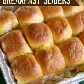 Gameday Breakfast Sliders.
