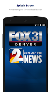 FOX31 KDVR & Channel 2 KWGN- screenshot thumbnail