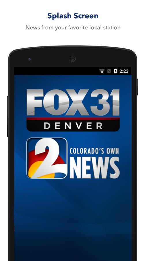 FOX31 KDVR & Channel 2 KWGN- screenshot