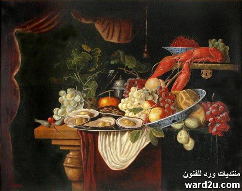 حوريات الفنان النمساوى هانز زاتشكا Hans Zatzka