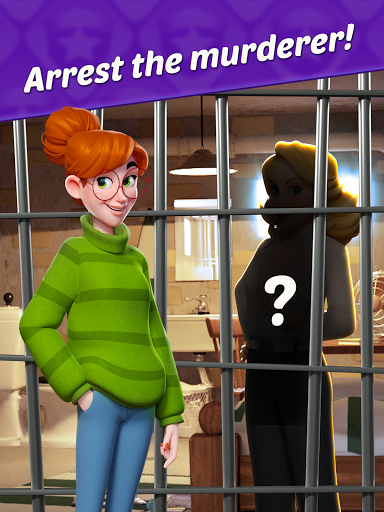 Small Town Murders: Match 3 Crime Mystery Stories filehippodl screenshot 13