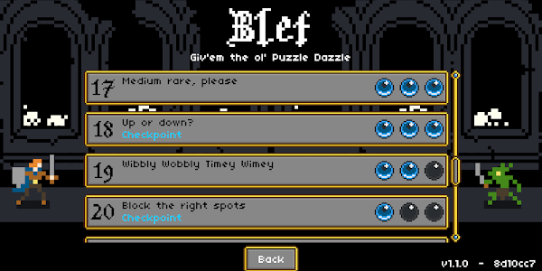 Download Blef - Puzzle Dungeon APK for Android by Sirius Cybernetics