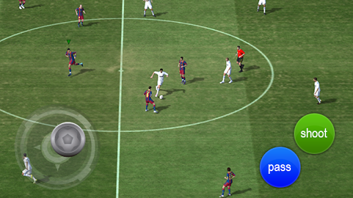 Soccer 2018 - Dream League Mobile Football 2018 1.0 screenshots 3
