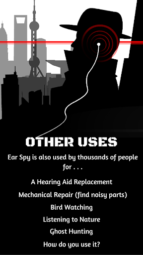 Ear Agent: Super Hearing Aid  screenshots 5