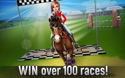 Horse Legends Epic Ride Game MOD (Unlimited Gems) 2