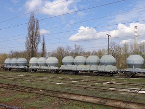 Photo: Wagony Ucs i Uacs {Tomaszów Mazowiecki; 2014-04-12}