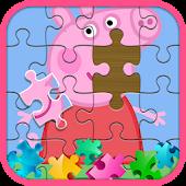 Tải Peppa Puzzle pig game miễn phí