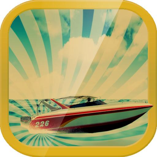 터보 보트 경주 賽車遊戲 App LOGO-APP試玩