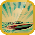 Turbo Boat Racing Game icon