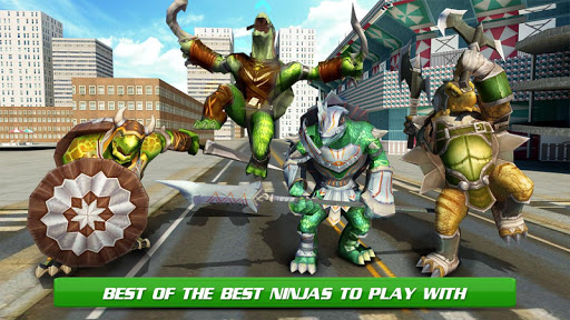 Bayangan Ninja Pahlawan Pejuang Penyu 1.1.1 screenshots 1