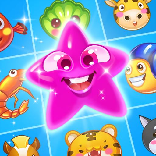 Animal Saga Match - Link Mania