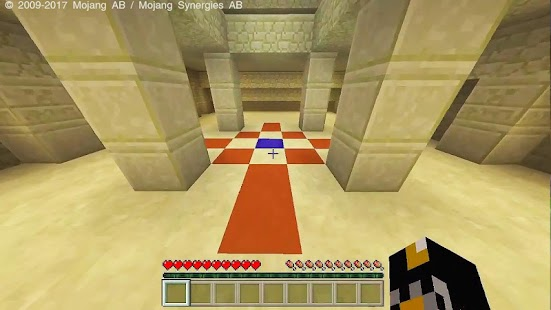 Find The Items: Generated Structures MCPE Map - náhled
