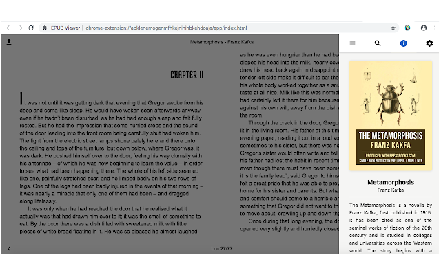 ePub Viewer