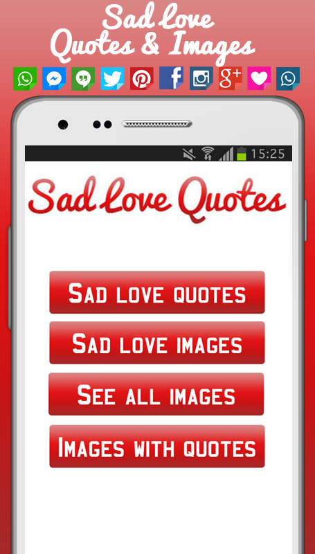 Sad Love Quotes & Images - Android Apps on Google Play