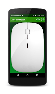 Air Sens Mouse (WiFi)- screenshot thumbnail